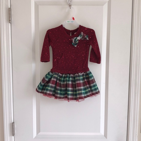 Youngland Other - Youngland little girl's Christmas dress 🎁
